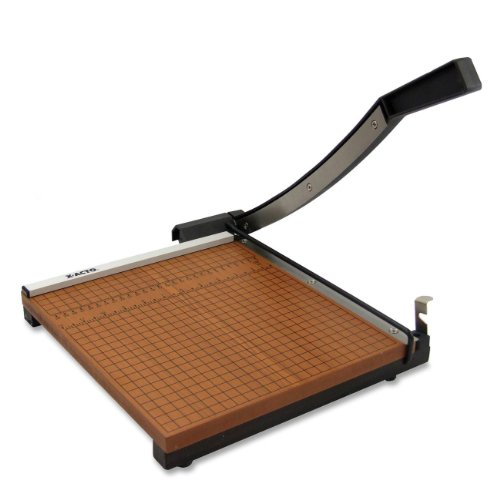X-ACTO Commercial Grade 12 x 12-Inch Square Guillotine Paper Cutter (26612)