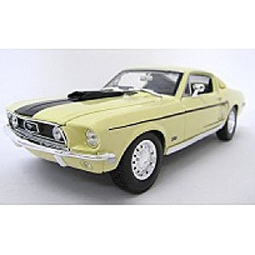 Maisto1: 18SE Ford Mustang GT Cobra 1968