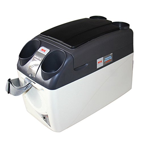 JCOCO Réfrigérateur 12V220v de réfrigérateur de voiture de la boîte froide 12L de voiture de réfrigérateur de voiture (taille : Car and home)