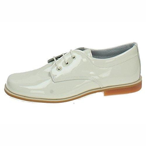 PUERTORREY 4143 Zapatos DE Charol NIÑO Zapato COMUNIÓN BEIG 37