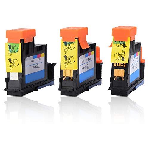 1 of 3 Professionele printkop Hoogwaardige inkt Natuurlijke kleur Geïmporteerde grondstof Geschikt voor HP T1100PS T1300 T2300 T1100MFP / T1120PS / T1120HD / SD-serie (mat)