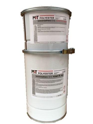 1,2 Epoxidharz 12 E Universalharz Bauharz + 5 kg SAND Mörtel für Fugen Estrich Beton
