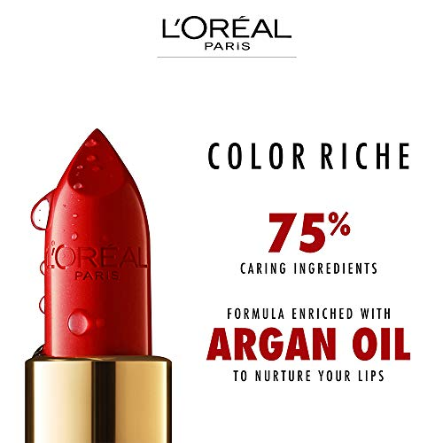 L'Oreal Paris Colour Riche Lipcolour, Fairest Nude, 1 Count