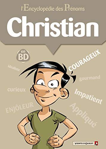L'Encyclopédie des prénoms - Tome 35: Christian