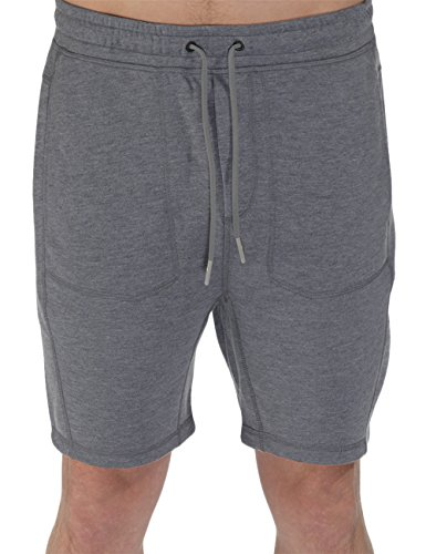 Bench Herren Sport Shorts Sweatshorts Maderno grau (Stormcloud Marl) XX-Large