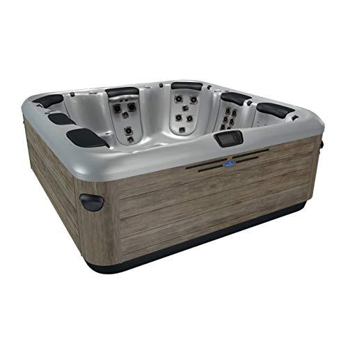 Villeroy & Boch Whirlpool A8L Titanium Timber Premium Line für 6 Personen