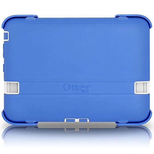 OtterBox Defender Series Case & Stand for Amazon Kindle Fire HD 7' (1st Gen) - Sky Blue/White