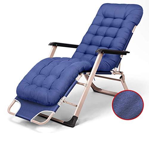 AI LI WEI Home Outdoor klapbed lunchbox bed Siesta bed kantoor kantelfunctie eenvoudig beddengoed camping bed met kussen van katoen comfortabel