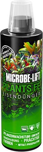 MICROBE-LIFT Plants FE Engrais Liquide en Fer pour Plantes d'aquarium 473 ML