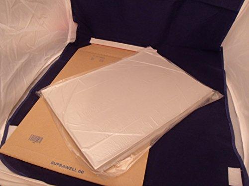 200 Blatt Wachspapier Metzgerpapier 36x24cm für Wurst und Käse
