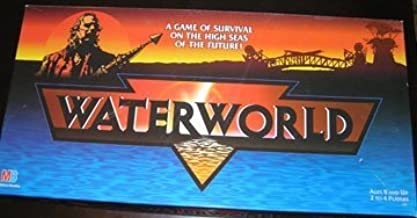 Waterworld Family Board Game of Survival