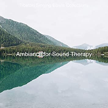 Ambiance for Sound Therapy