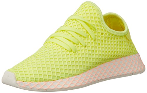 adidas Damen Deerupt W Fitnessschuhe, Mehrfarbig (Reluci/Lilcla 000), 37 1/3 EU