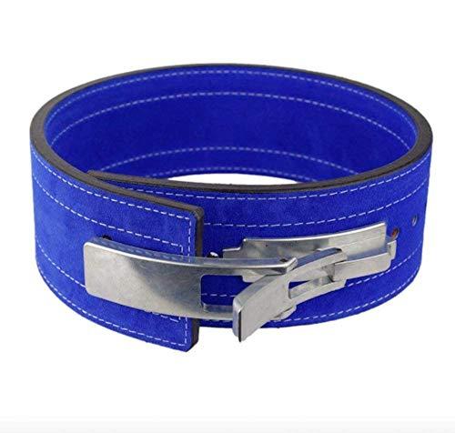 Inzer Advance Designs Forever Lever Belt 10MM (Royal Blue, Large)