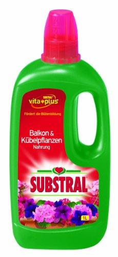 Substral Balcon & Plantes en Pots Alimentaire – 1 L