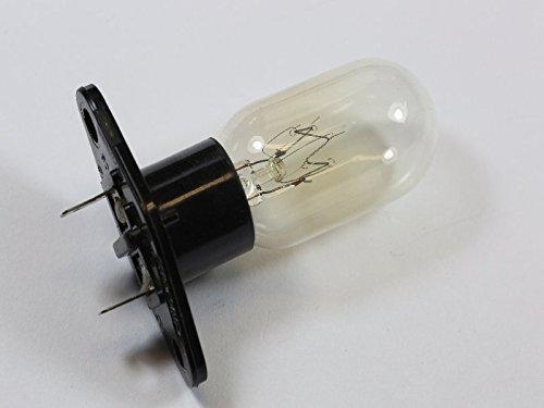 Lampe Mikrowellenlampe Z612E9C30BP kompatibel mit / Ersatzteil für Panasonic Mikrowellen Microwave (siehe Beschreibung)