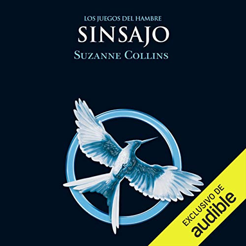 Sinsajo [Mockingjay] cover art