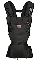 New-born ergonomic position and hips seat from 6 months. Market leading weight distribution with hip seat, recommended by the international hip dysplasia institute as a hip-healthy baby carrier Weight: 3, 5 to 15 kg and age: new-born to 3 years. Most...