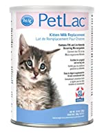 PetLac Milk Powder for Kittens, 10.5-Ounce by PetLac
