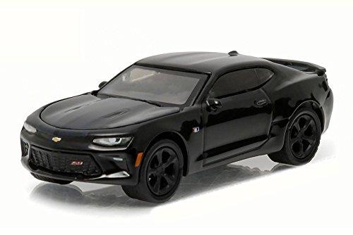 Greenlight 1:64 Scale Black Bandit Series 15 2016 Chevrolet Camaro SS