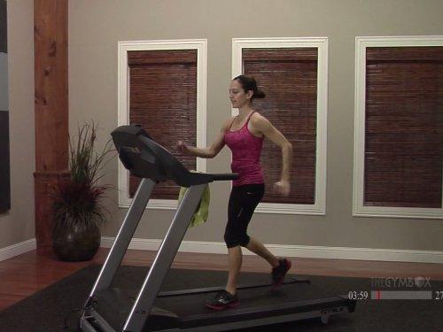 TheGymbox Beginner Treadmill: Week of 01/21/2013