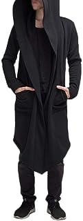 HX fashion Giacca Rinascimentale da Uomo Giacca Convenzionale Medievale Costume di Taglie Comode Halloween Cardigan con Ca...