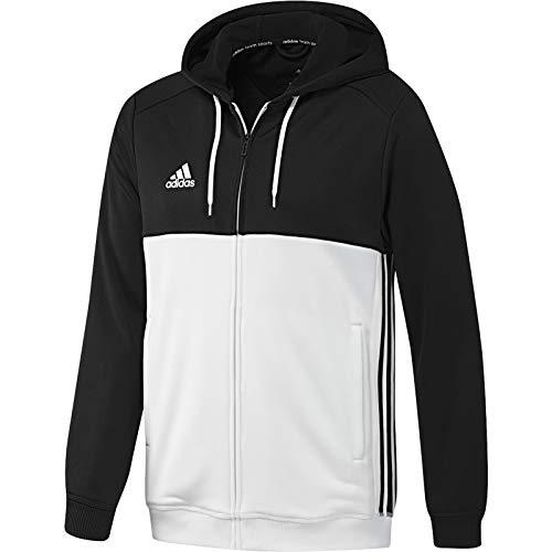 addidas AJ5409 T16 Hoody M, schwarz - weiß, 2XL