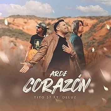 Arde Corazón (feat. Deluz)