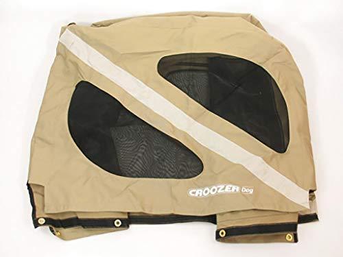 Croozer Body für Fahrradanhänger f Dog beige ab 2013