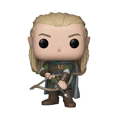 Pop! Vinyl: Lord of The Rings/Hobbit: Legolas