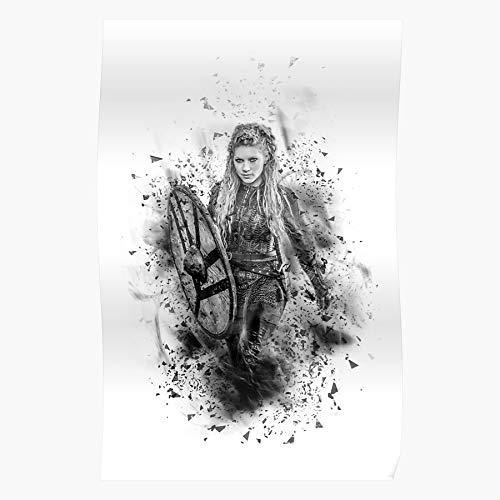 Generic Rollo Floki Ragnar Vikings Shieldmaiden Home Decor Wall Art Print Poster ! Home Decor Wandkunst drucken Poster !