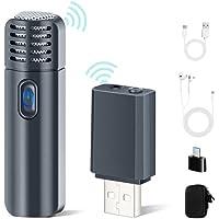 UooEA Wireless Lavalier Microphone