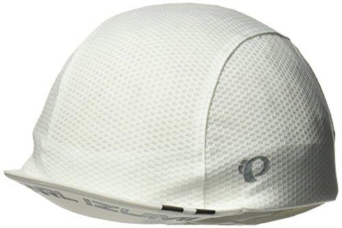 Pearl Radkappe Izumi Transfer, Unisex-Erwachsene Herren, Fahrradkappen, weiß, One Size