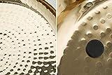Elegante Dekoschale ORIENT 40cm gold Metall Hammerschlag Schale Dekoration Wohnaccessoire Accessoire - 5