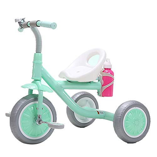 Find Discount YUMEIGE Kids' Tricycles Kid's Tricycle Load Weight 25 Kg Toddler Trike with PU Wheel f...
