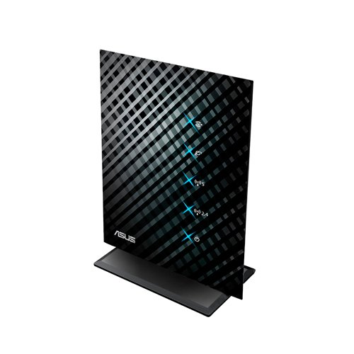 Asus Dual Band Wireless-N 600 SOHO Router, Fast Ethernet, 8 Guest SSID, Parental Access Time Control (RT-N53)