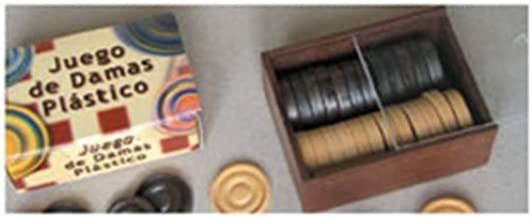 Marigó- Caja 24 fichas Damas, Miscelanea (10006): Amazon.es: Juguetes y juegos