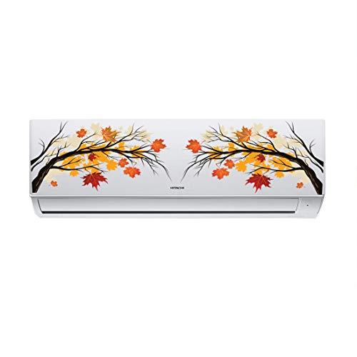 Rangoli Split Ac Stickers Air Conditioner Sticker Standard Size Use Also Fridge Glass Window Wall PVC Vinyl AC 2