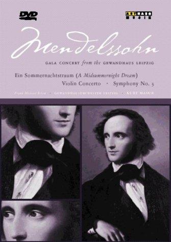 Mendelssohn-Bartholdy, Felix - Galakonzert aus dem Gewandhaus Leipzig