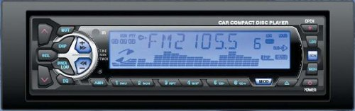 Medion MD 7328 MP3-CD-Tuner schwarz
