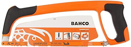 BAHCO Metallsägebogen L.300mm ergon.Handgriff Sandflex-Bimetall BAHCO 24Z./Zoll