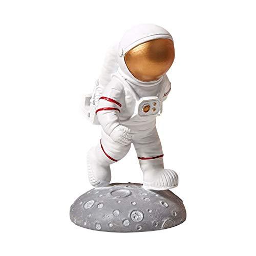 Forart Resin Astronaut Figure Sculpture Outer Space Themed Astronaut Statue...