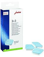 Jura 61848 Entkalkungstabletten 9 Tabletten (3 Entkalkungsvorgänge)