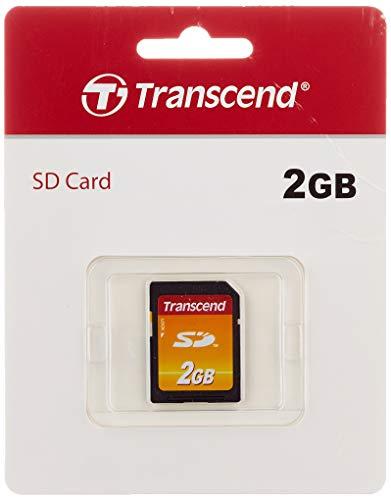 TRANSCEND TS2GSDC SD 2GB