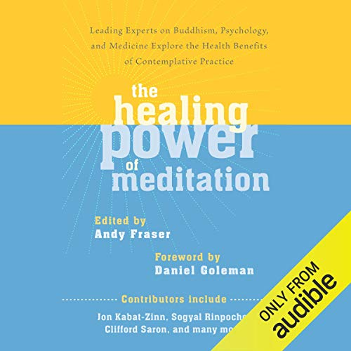 The Healing Power of Meditation cover art