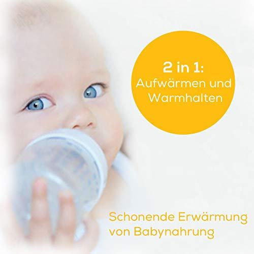 Beurer BY 52 Babykost- und Fläschchenwärmer - 2