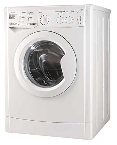 Indesit IWC 81082 C ECO IT.M Libera installazione Carica frontale 8kg 1000Giri min A++ Bianco lavatrice