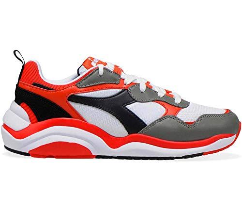 Diadora Whizz Run Sneaker Weiss C8018