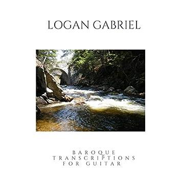 Baroque Transcriptions for Guitar