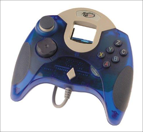 Dreamcast - Controller (Mad Catz) farbliche Sortiert